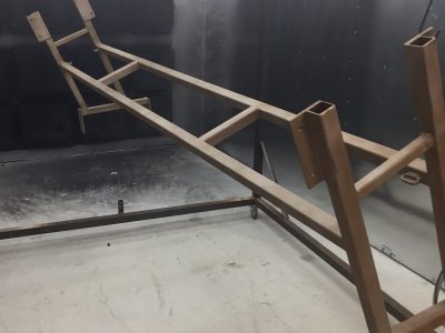 Powder Coating - New Orleans area